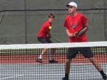 Varsity Tennis Killeen Tournament 3/11