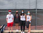 Varstiy Tennis at Killeen Tournament