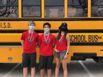 JV Tennis Competes at Killeen Tournament