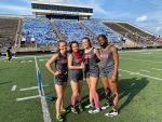 NBMS Girls' Lamar Quad Track and Field Results