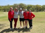 Broncos Girls Golf Team District Runner Up