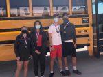 Varsity Tennis Competes at Killeen Tournament