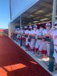 JV Baseball is Red Hot