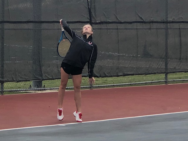 Varsity Tennis Tournament 4/9