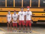 Varsity Players Medal at Killeen Tournament