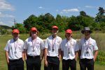 Bronco Boys Golf Qualifies For State!