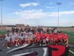 BISD Middle School 7 on 7 tournament
