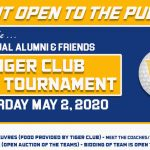 Annual Tiger Club Golf Tournament