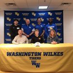 Holton inks with Emmanuel College
