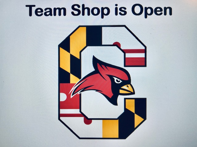 Crofton HS Swim Team Shop is Open