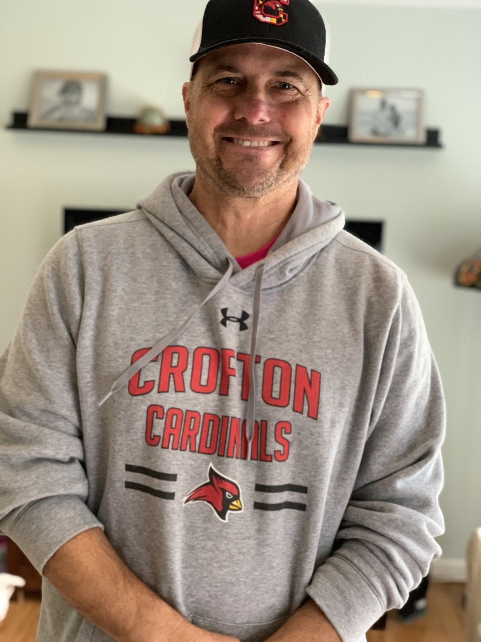 Crofton's Tim Stedman Named as a Finalist for AACPS Teacher of the Year