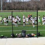 Girls JV Soccer vs. Chesapeake 2021