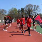 Unified Tennis Match #1 2021
