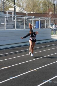 Crofton JV Cheerleading 4-8-2021