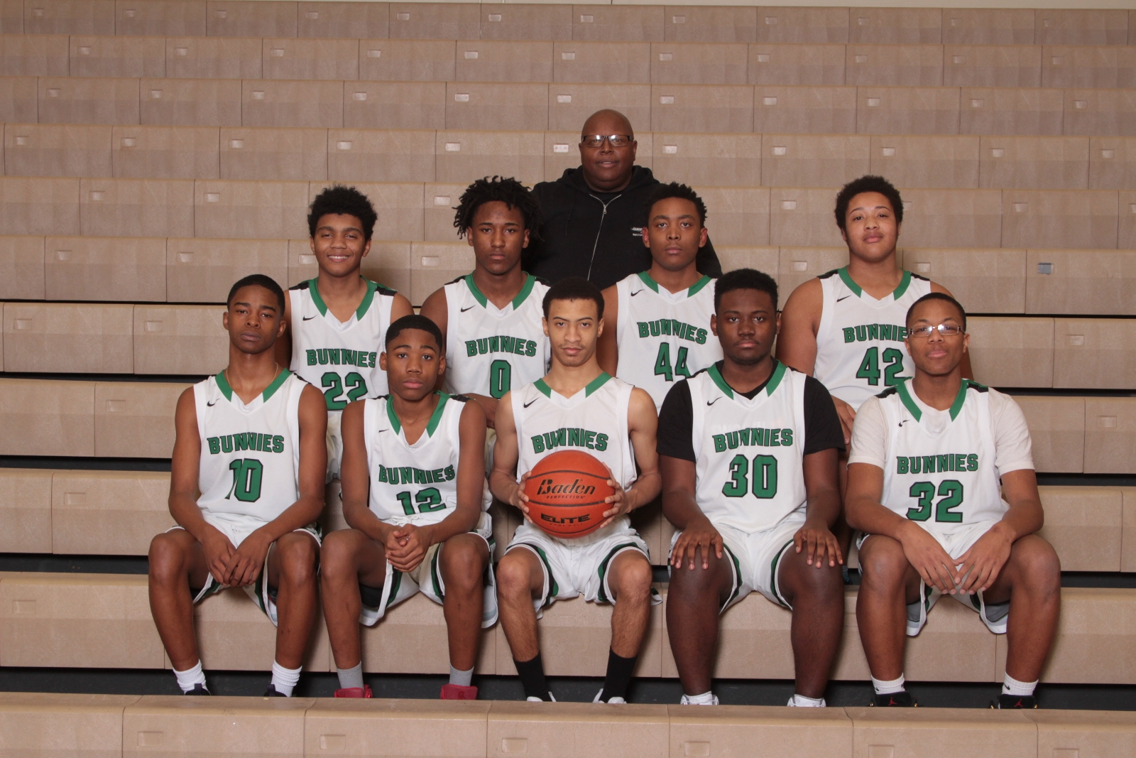 2019-2020 Boys Reserve Basketball
