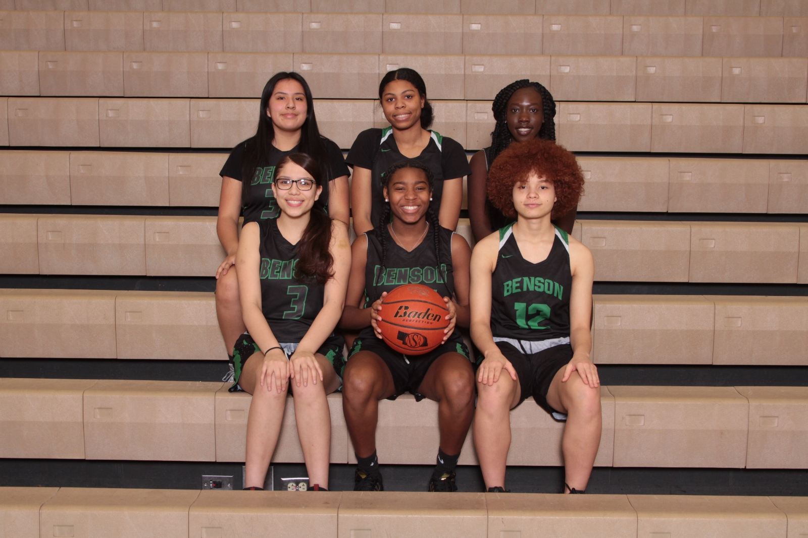 2019-2020 Girls Junior Varsity Basketball