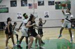 Girls Varsity Basketball versus Lincoln Southeast