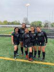 Benson Girls Soccer Senior Night!