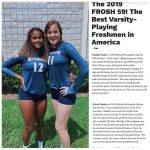 '23 Ali Waldon and Maddie Snider make National Volleyball Class of 2023 Watch List!