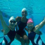 Varsity Swim Team Photos