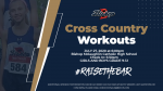 Cross Country Workouts!