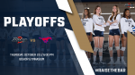 FHSAA Regional Quarterfinals: Girls Volleyball – Bishop McLaughlin vs Northside Christian