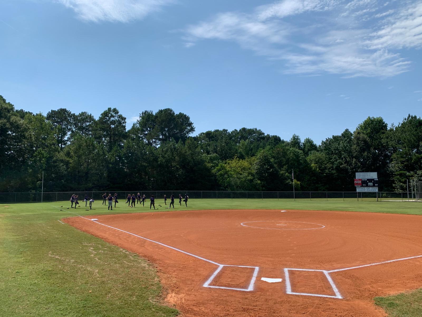 MS Softball vs. Loganville