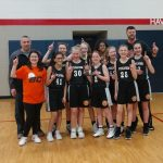 7th Grade Girls Basketball Team Wins the HNAC