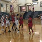Omaha South High School Girls Varsity Basketball falls to Lincoln Southwest High School 41-57