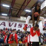 Omaha South High School Boys Varsity Basketball beat Papillion-La Vista High School 76-60