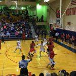 Omaha South High School Boys Varsity Basketball beat Omaha Northwest High School 68-46