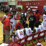 Omaha South High School Boys Varsity Basketball beat Bryan High School 81-51