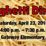 SHSAA Annual Spaghetti Dinner