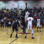 Omaha South High School Boys Varsity Basketball beat Omaha Burke 83-50