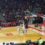 Omaha South High School Boys Varsity Basketball beat Millard West High School 64-36