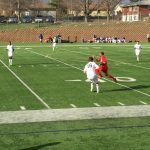Omaha South High School Boys Junior Varsity Soccer beat Creighton Prep 5-0