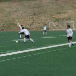 Omaha South High School Boys Varsity Soccer beat Lexington High School 5-1