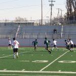 Omaha South High School Boys Freshman Soccer beat Bryan High School 4-0
