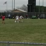 Omaha South High School Girls Varsity Soccer falls to Burke High School 3-0