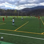 Omaha South High School Boys Varsity Soccer beat McGill-Toolen Catholic 3-2