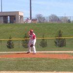 Omaha South High School Varsity Baseball falls to Benson High School 14-4