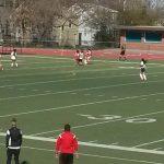 Omaha South High School Girls Junior Varsity Soccer beat Benson High School 8-0