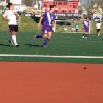 Omaha South High School Boys Freshman Soccer beat Omaha Central High School 3-0