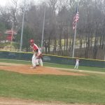 Omaha South High School Varsity Baseball falls to Platteview 11-0