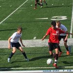 Omaha South High School Boys Freshman Soccer falls to Creighton Prep 4-3