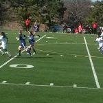 Omaha South High School Girls Varsity Soccer falls to Bellevue East High School 4-2
