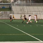 Omaha South High School Girls Varsity Soccer beat Bryan High School 2-0