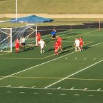 Omaha South High School Girls Sophomore Soccer Reserve falls to Papillion-La Vista South High School 8-0