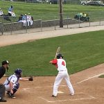 Omaha South High School Varsity Baseball falls to Bellevue East High School 15-4