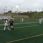 Omaha South High School Girls Junior Varsity Soccer falls to Millard West High School 7-0